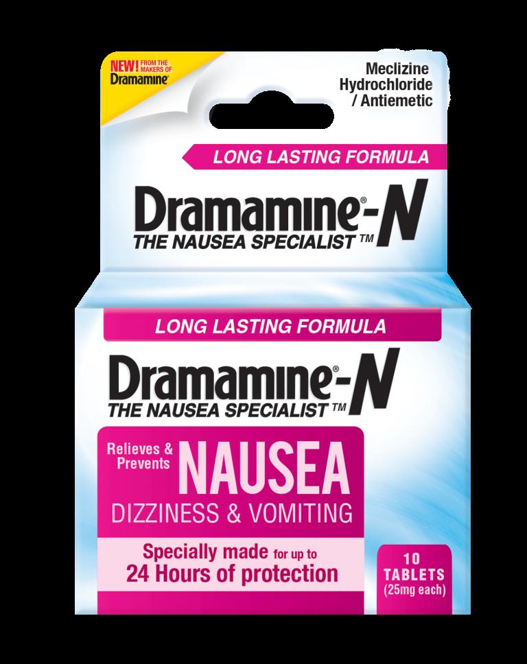 Dramamine®-N Long Lasting   Dramamine