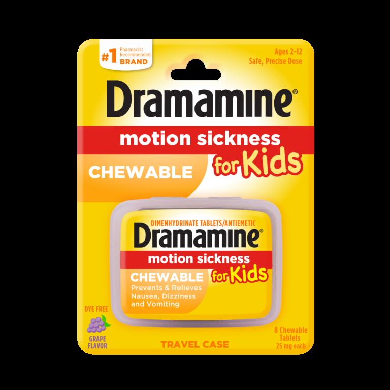 Dramamine For Kids