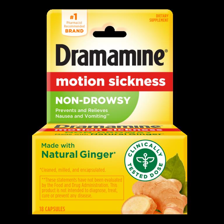 Dramamine Non-Drowsy
