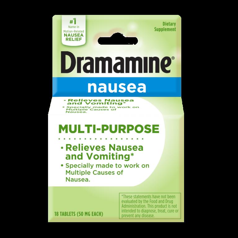 Dramamine Multi Purpose