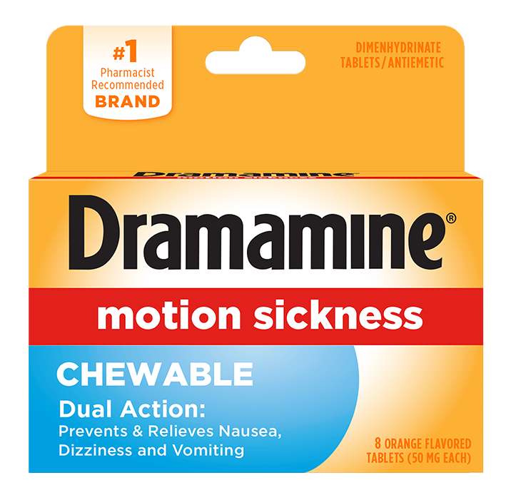 Dramamine Original Chewable